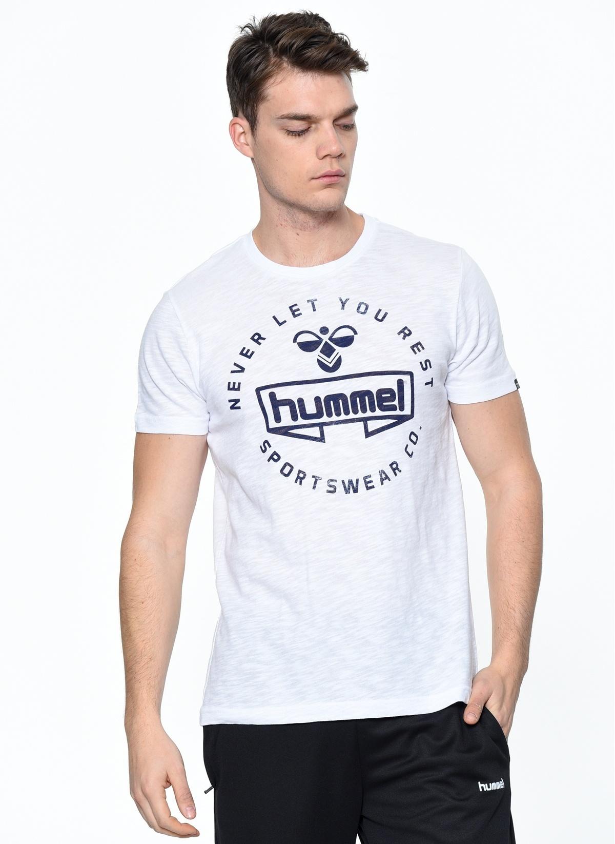 Hummel Tişört 910535-9001 Hmlflinn T-shirt S – S – 79.95 TL
